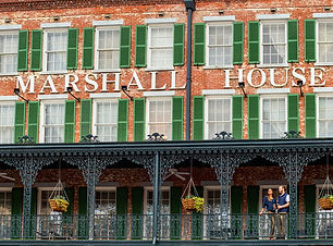 Marshall House Hotel Savannah GA 2019  (