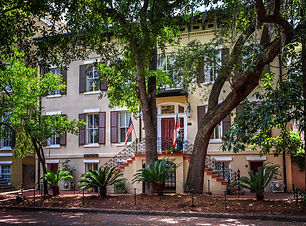 Eliza Thompson House Savannah GA Bed and