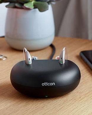 oticon opns recarregavel sonora centro a