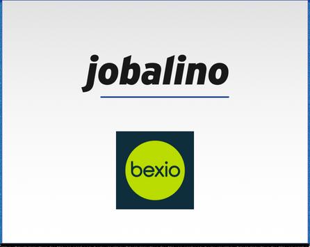 Erfolgreiche Partnerschaft zwischen bexio & jobalino