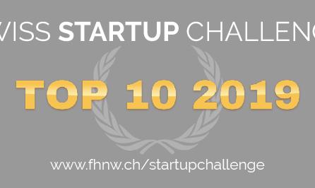 Weitere erfolgreiche Teilnahme an einem Startup-Contest!