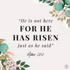 Easter_For He Has Risen