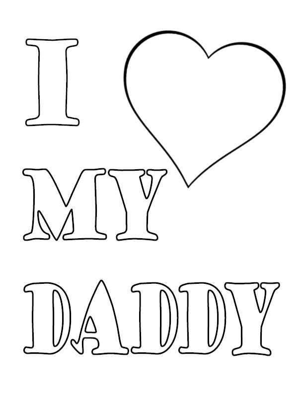 Coloring pages_Fathers Day_3__June 2020.