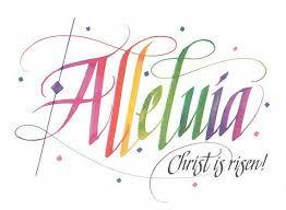 Easter_Alleluia Christ is Risen