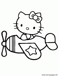 Airplane_1 coloring page
