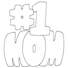 Mother's Day Coloring Page_5