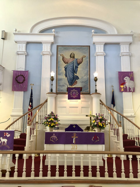 NJ Altar_Mar2020