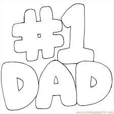 Coloring pages_Fathers Day_2_June 2020
