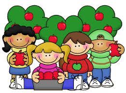 NJ Preschool_Kids with Apples