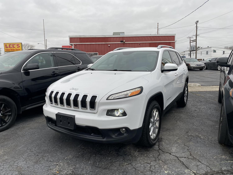2017 Jeep Cherokee Latitude Sport