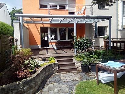 Terrassenüberdachung Köln Terrassendach Wintergarten-Solution