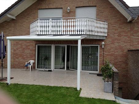 Bausätze Überdachungen günstig Alu Überdachungen Bausätze Lieferungen und vor Ort Montagen günstige Angebote in NRW