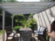 Terrassenüberdachung, Terrassen-Überdachungen  aus verschiedenen Materialien Alu Holz Aluminium mit Glasdach der Doppelstegplatten. Terrassenüberdachungen bestellen bei Wintergarten-Solution