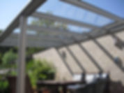 Terrassen-Überdachungen, Terrassenüberdachung  aus verschiedenen Materialien Alu Aluminium mit Glasdach der Doppelstegplatten. Terrassenüberdachungen bestellen bei Wintergarten-Solution