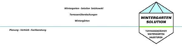 Markisen Mönchengladbach mit Wintergarten-Solution. Markisen Möglichkeiten mit Wintergarten-Solution in Mönchengladbach und Umgebung