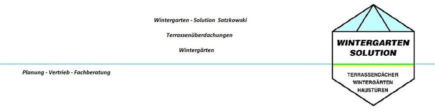 Wintergartren-Solution für schöne Markisen in Aachen und Umgebung