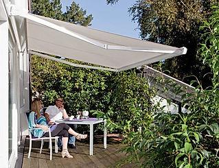 Balkon und Terrassen Markisen-Sonnenschutz für Alsdorf und Umgebung mit Wintergarten-Solution. Viele Markisen Möglichkeiten für Balkone, Terrassen und Häuser in Alsdorf  mit Lieferung in ganz NRW, Deutschland.