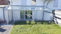 Terrassenüberdachungen mit Glasdach