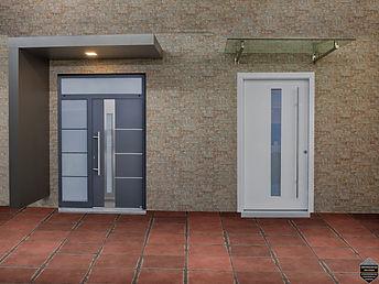 Vordach, Haustür Überdachung , Preisgünstige Haustür Überdachung Vordach Freche-Hürth bei Köln. Verschiedene Ausführungen. Haustür Überdachung, Vordach Preise,Angebote und Lieferung auf Anfrage wegen Anfertigung.