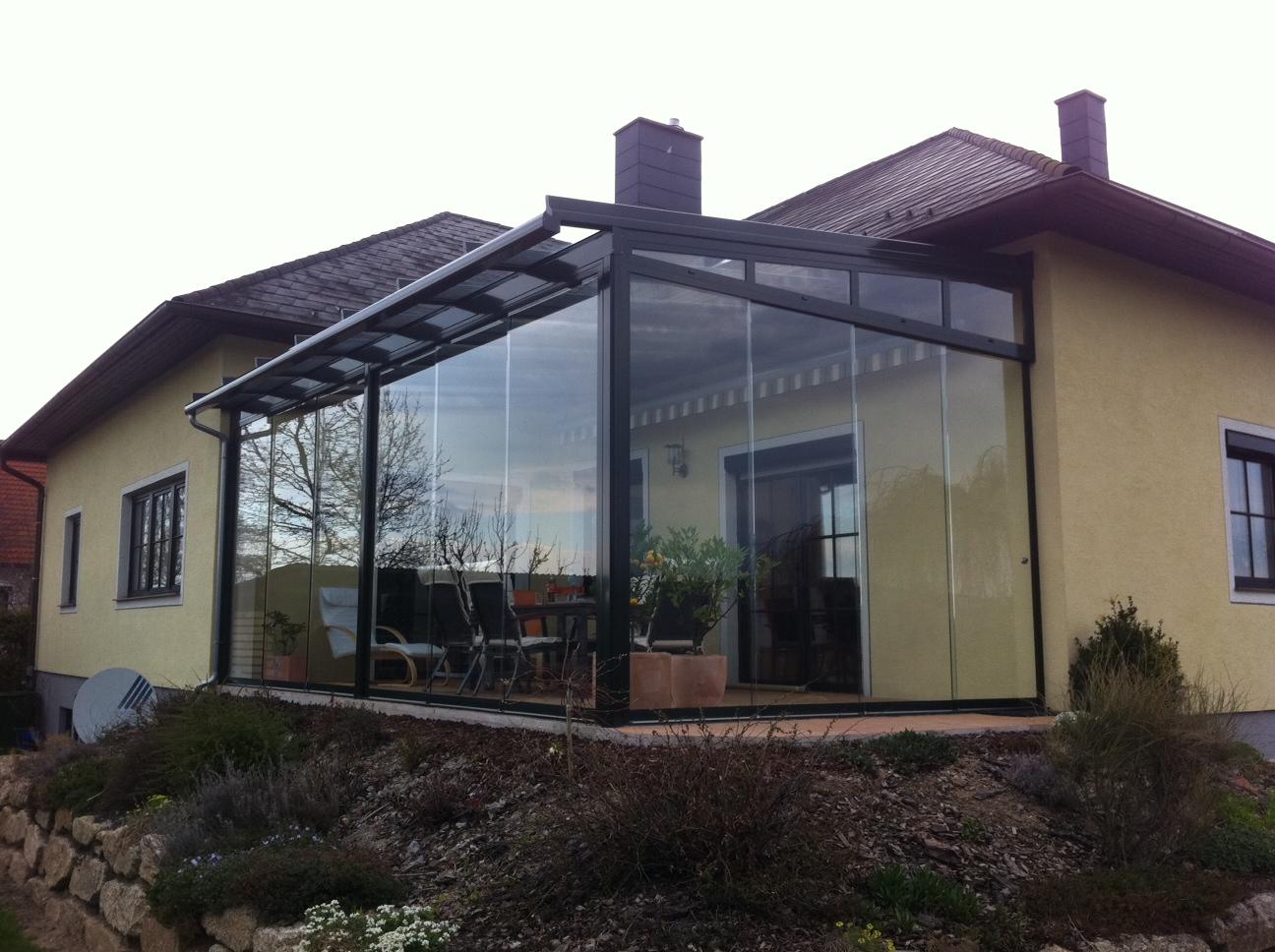 ... moderne Wintergarten-Konzepte