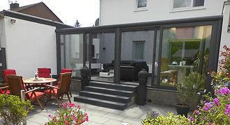Wintergarten, ob Terrassendach oder Überdachung unsere Terrassenüberdachungen kann man zu jeder Zeit zum Kalt-Wintergarten umbauen