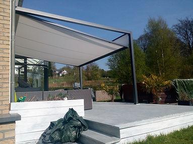 Terrassendach Markise köln mit Wintergarten-Solution Köln