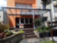 Terrassendach Überdachungen mit sonderlösungen für jeden Haustyp