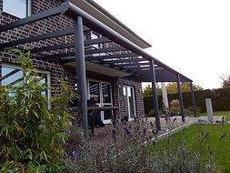 Terrassenüberdachung Wintergarten Solution Bitburg