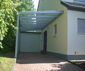 Carport aus Aluminium mit Satzkowski Wintergarten-Solution, Ihr Fachmann für Carports aus Aluminium in NRW