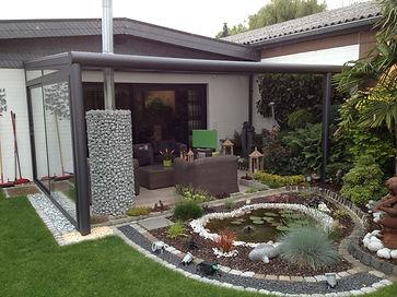 Terrassenüberdachungen aus Aluminium und Glas . Terrassenüberdachungen als Terrassendach und carport Überdachung mit Montage in NRW von Satzkowski Wintergarten-Solution