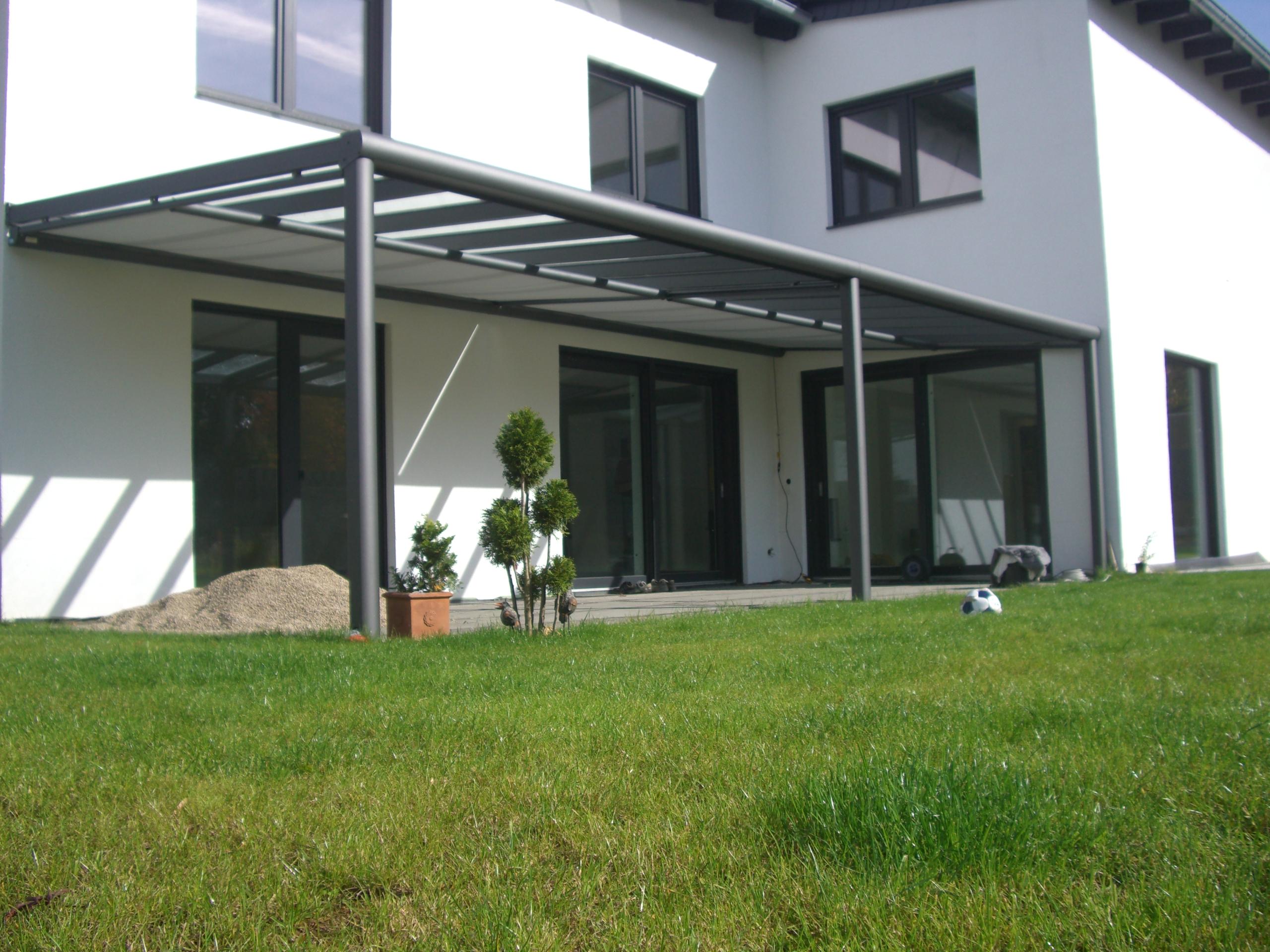 Terrassendach Wintergarten-Solution7