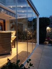 Glasschiebetüren auf Maß angefertigt von Wintergarten-Solution Satzkowski
