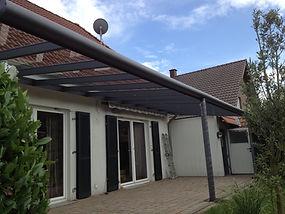 Überdachungen Preise und Angebote für Terrassen und Carport.Aluminium Überdachungen mit Glasdach und LED-Beleuchtung zu reduzierten Tief-Preisen für NRW Deutschland mit Montage
