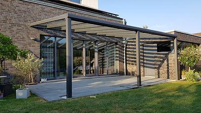 Mönchengladbach, Terrassendach in Mönchengladbach und Umgebung mit Terrassendach Firma Wintergarten Solution Satzkowski in Mönchengladbach und Umgebung