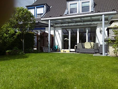 Terrassenüberdachung Düren mit Wintergarten Solution in Düren