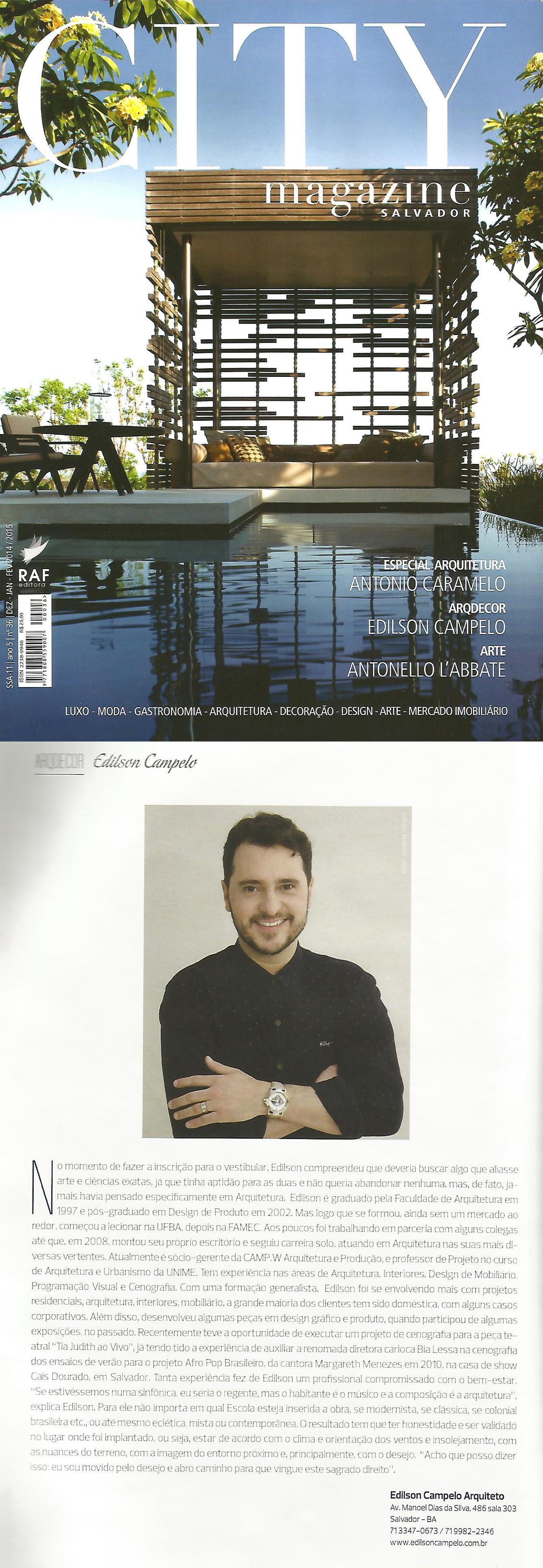 EC+O Edilson Campelo