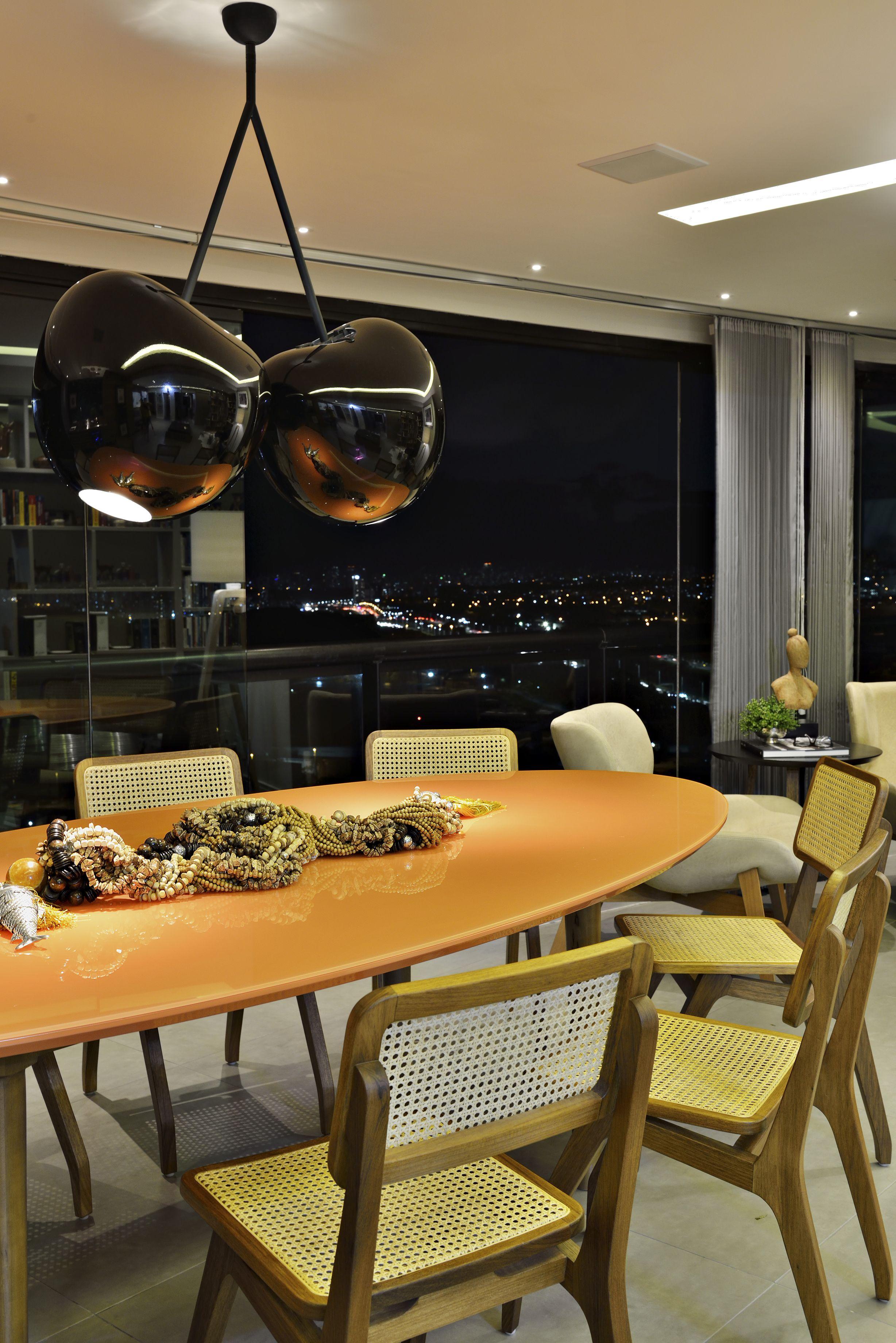 Varanda Gourmet com vista para a cidade