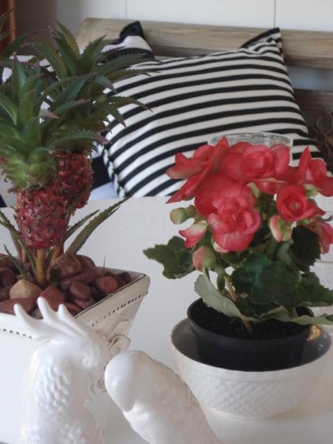 Detalhe floral para o centro da mesa
