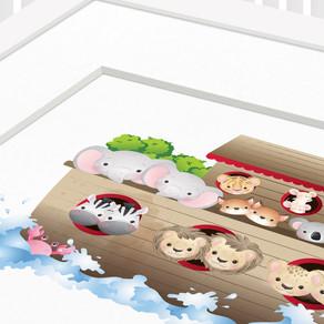 Our Top Four Nursery Wall Art Prints
