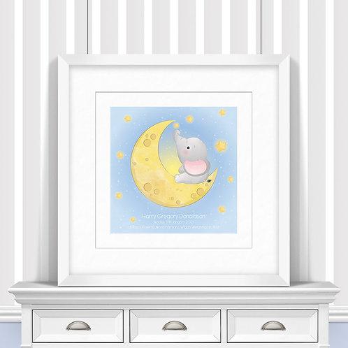 Twinkle Twinkle Little Star Nursery Wall Art   Little Joe And Me