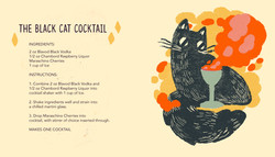 Cat interior page