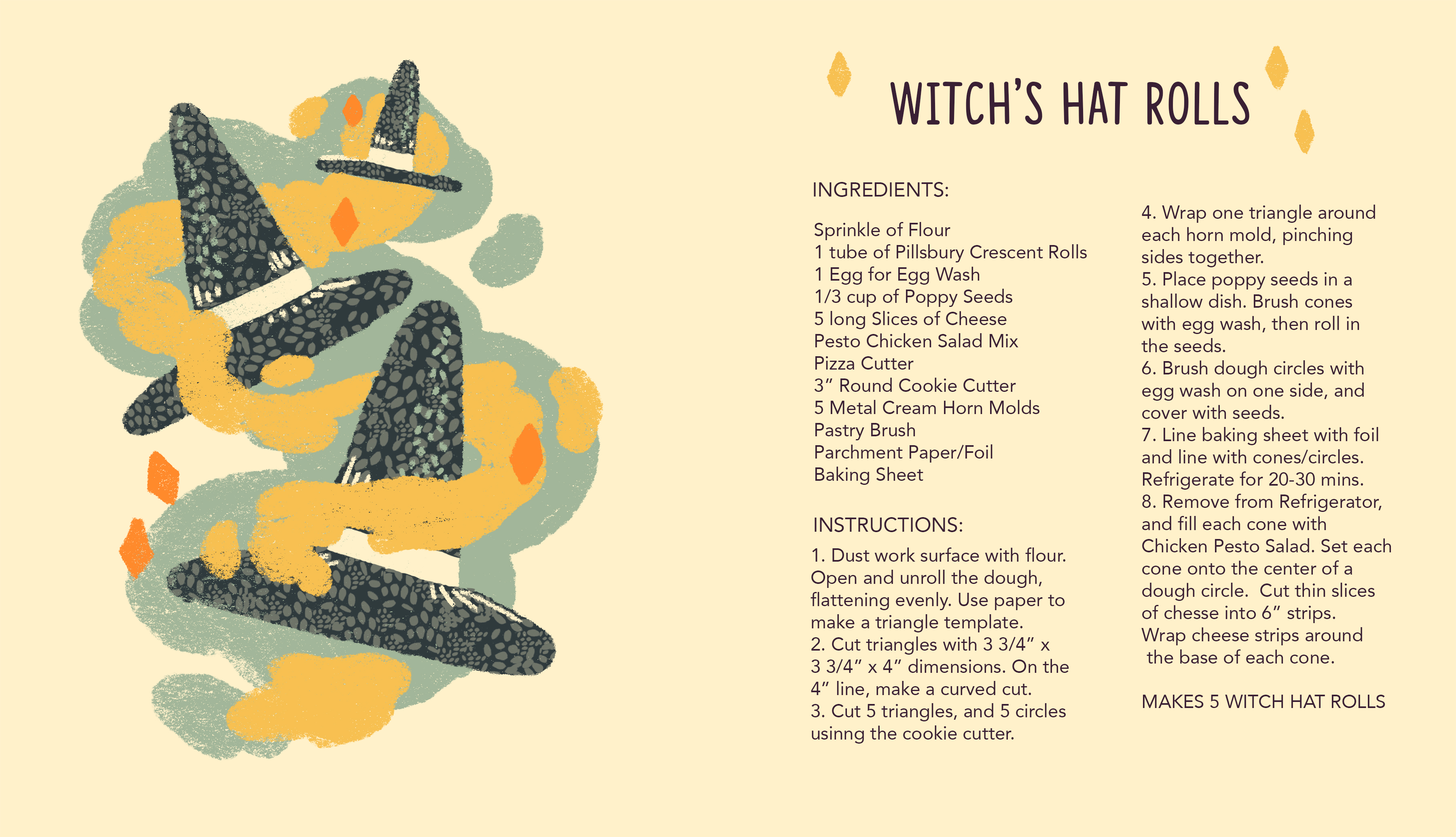 Witch Hat Rolls (1)