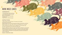 Mini Mice Cakes