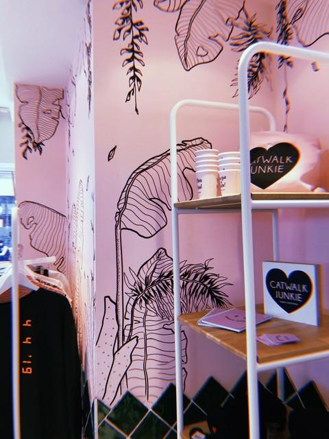 Catwalk Junkie Shop-in-Shops