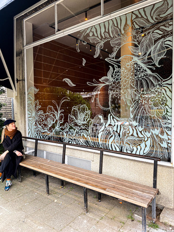 Sajoer Juice Bar&Cafe, Rotterdam Blijdorp (NL)