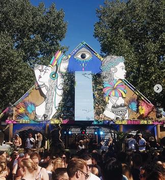 Driehoek Stage x Solar Weekend Festival