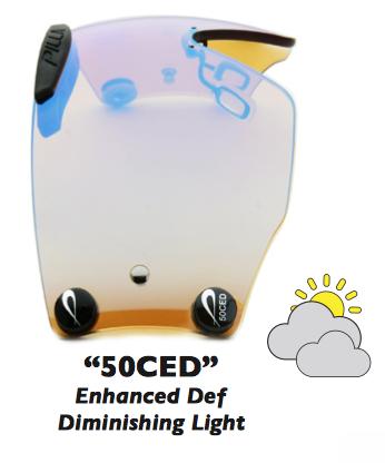 "Zeiss Chromashift ""50CED"" Enhanced Def"