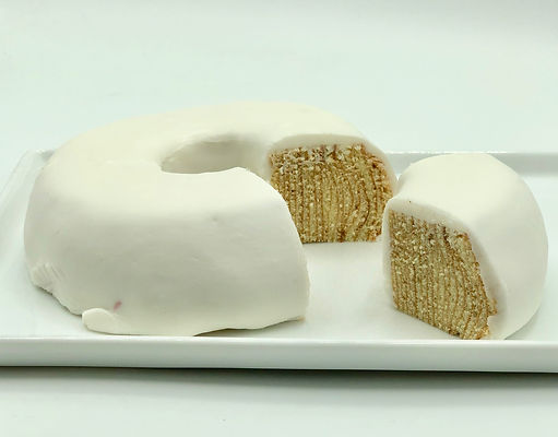 Vanilla Baumkuchen, single ring.jpg
