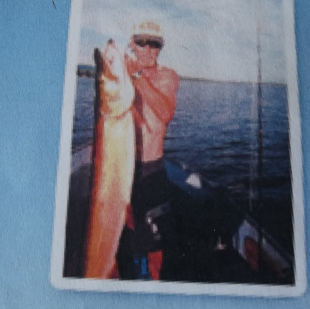 """Bill Craig And His 60lb. 62.5 """" Musky Live Release World record"""