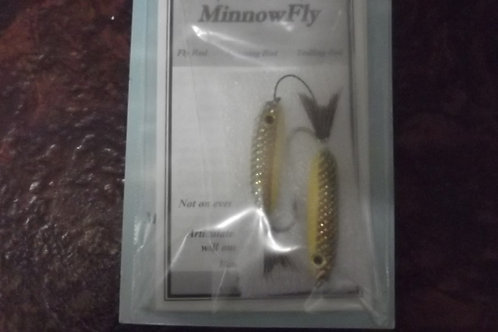 The Double or Tethered Minnow Fly